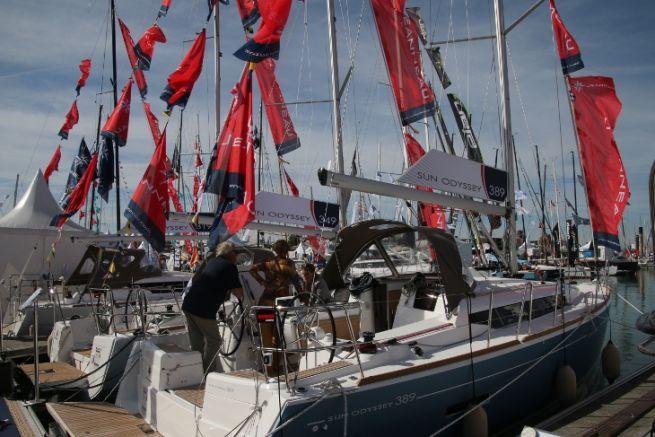 Salon nautique du Grand Pavois 2017