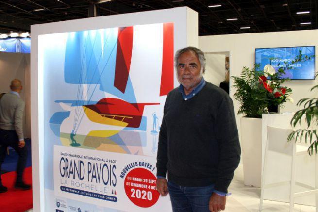 Alain Pochon, président de Grand Pavois Organisation