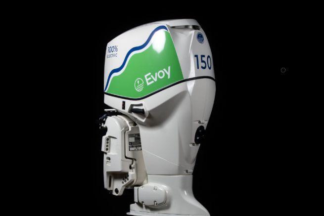 Moteur hors-bord électrique de marque Evoy