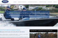 Nouveau site internet Rigiflex