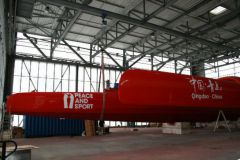 Qingdao China chez Marsaudon Composites
