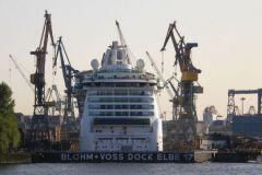Forme Blohm+Voss, Hambourg