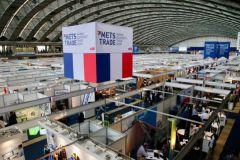 Pavillon France au METS
