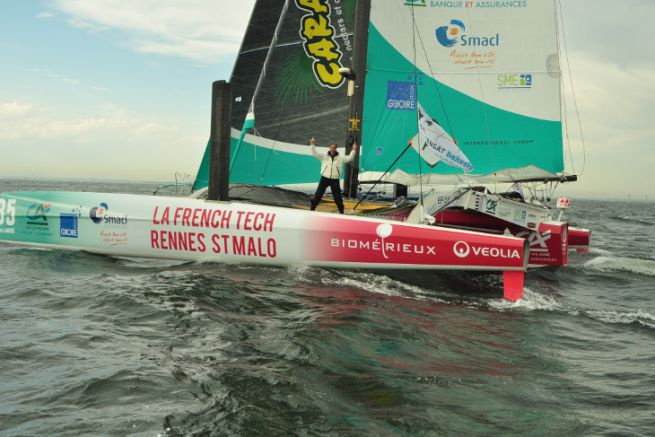 Trimaran French Tech Rennes St-Malo