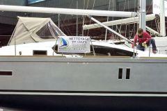 Nettoyage par Kerboat sur le Nautic