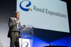 Michel Filzi, Président de Reed Expositions