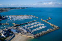Port Haliguen, port de plaisance de Bretagne