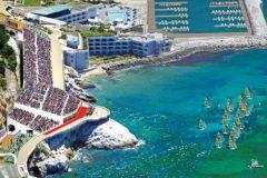 Projet d'aménagement de la corniche de Marseille pour les JO 2024