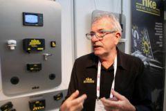 Paul Fraisse, directeur de NKE Marine Electronics