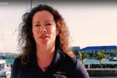 Josie Tucci, Vice-Présidente de Sunsail The Moorings
