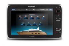 Interface multifonction Raymarine utilisant les technologies EmpirBus