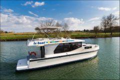 Le Boat, constructeur français de bateau de plaisance fluvial