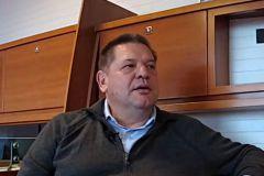 Salvatore Serio, président du chantier Dufour Yachts