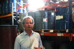 Gregory Florin, co-directeur général de Soromap
