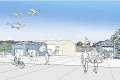 Projet pour le port de plaisance du Diben à Plougasnou