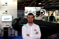 Vincent Lebailly, vice-président de Normandie Maritime en charge de la plaisance