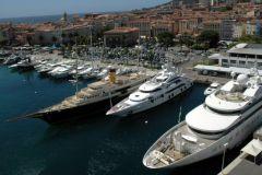 Port de plaisance Tino Rossi Ajaccio