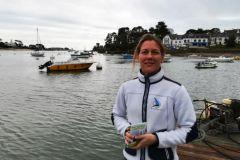 Céline Le Meur prend la tête de l'agence Bretagne Sud - Pays de Loire de Kerboat Services