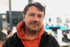 Denis Glehen, fondateur de Gsea Design