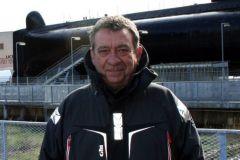 Sylvain Morel, maître de port de Lorient La Base