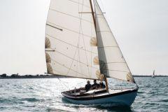 Windclass Eole construit par le chantier Carènes sur l'île de Ré