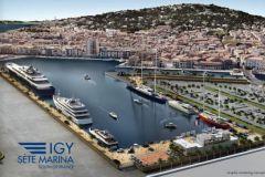 Implantation d'IGY Marinas à Sète dans le bassin Orsetti