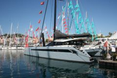 Le Gunboat 68 au Cannes Yachting Festival