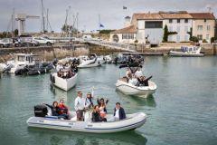 Evénement avec les bateaux de location de Pz Sailing