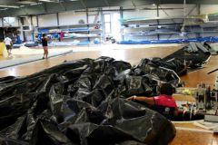 Plancher North Sails de Vannes