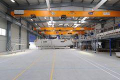 Les unités de production de Fountaine-Pajot sont à l'arrêt