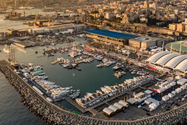Calendrier Salon Nautique 2021 Salon nautique de Genes 2020, 1er événement d'automne impacté par