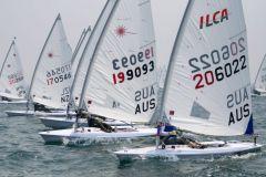 Marçon Yachting distribue le dériveur olympique ILCA