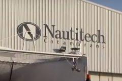 Entrée du chantier Nautitech