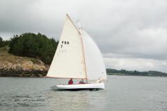 Voilier BE 6.4 de Be Boat en navigation