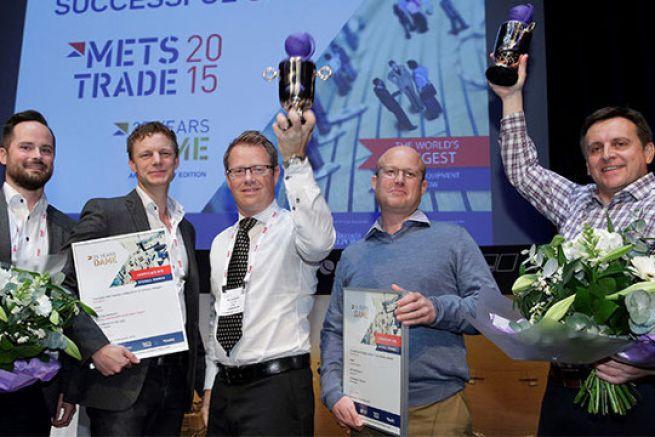 Vainqueurs du DAME 2015