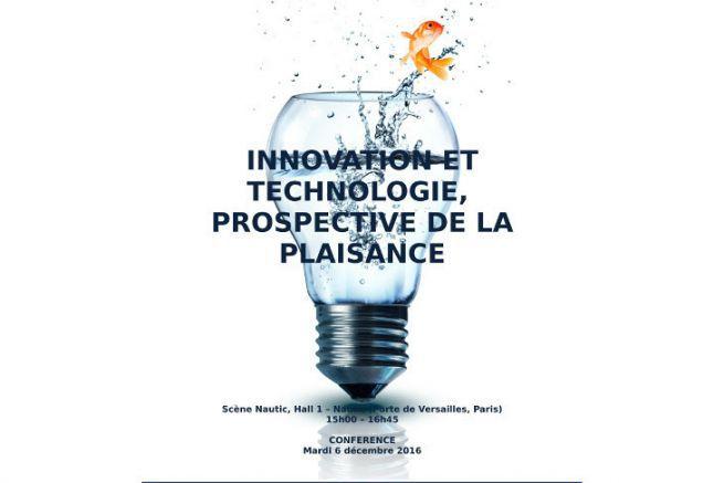 Affiche de la Conférence Nautic 2016
