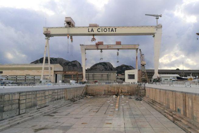 Chantier naval de La Ciotat