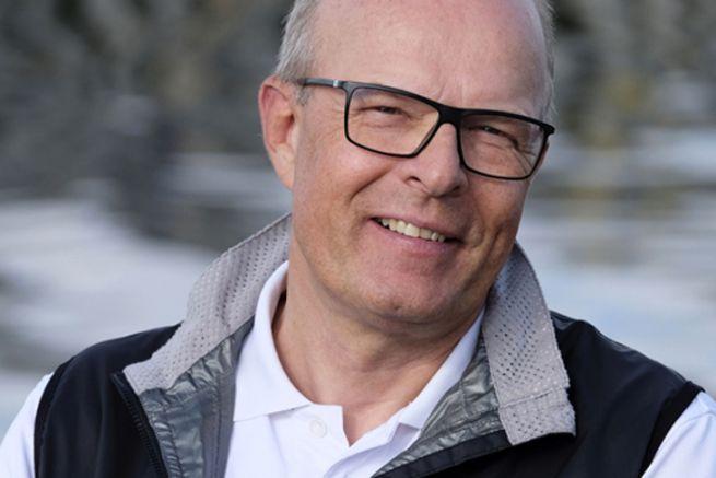 Kim Andersen, candidat à la présidence de World Sailing