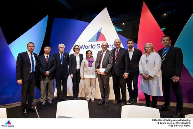 Nouvelle direction de World Sailing