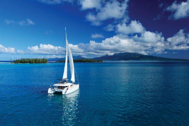Catamaran de location