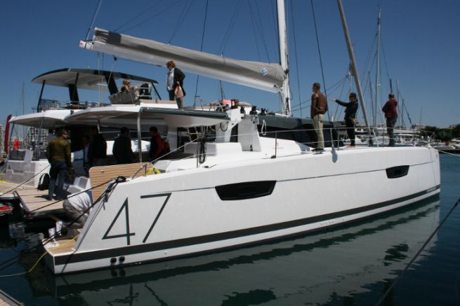 Catamaran Saona 47 de Fountaine Pajot