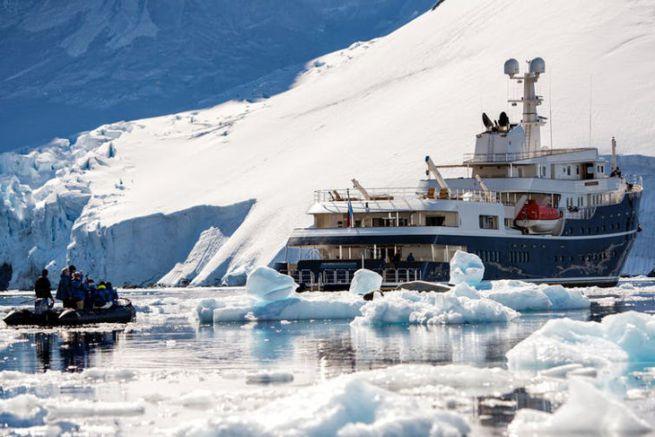 Le yacht Legend est en gestion chez Northrop & Johnson