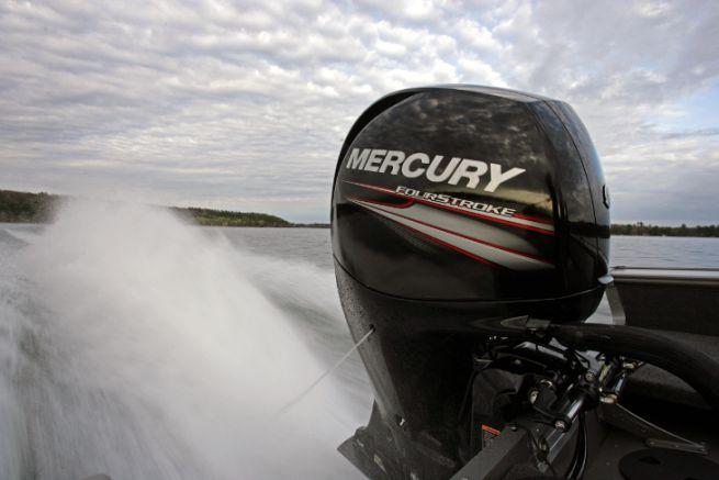 Moteur hors-bord Mercury