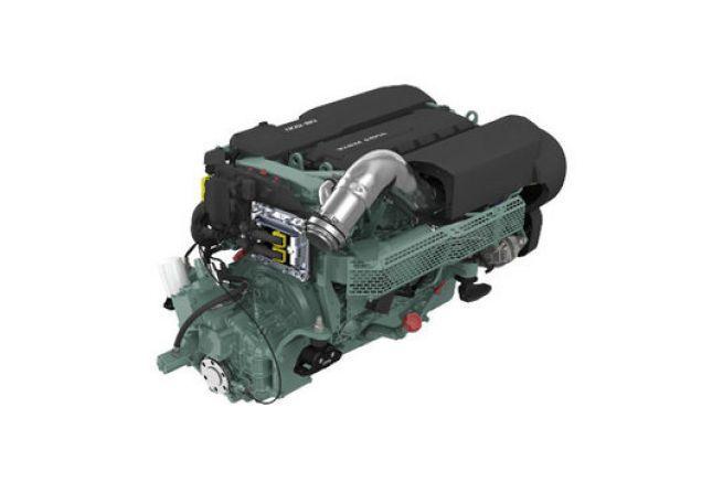Nouveau moteur inboard Volvo Penta D8