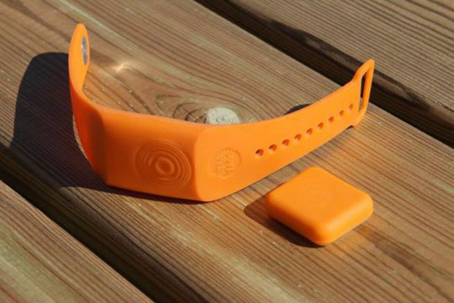 Bracelet de sécurité Sea Tag