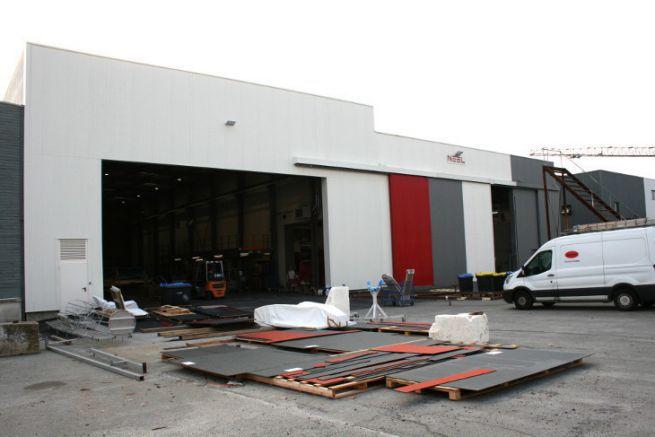 Le nouveau bâtiment de Neel Trimarans
