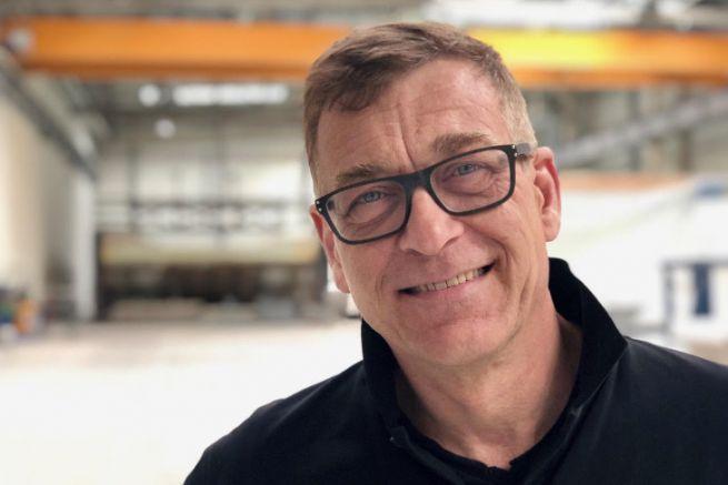 Jean-Claude Schoepf, directeur général de SMM Technologies et du groupe Carboman
