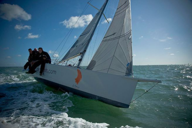 X-Treme 26 de G-Force Yachts