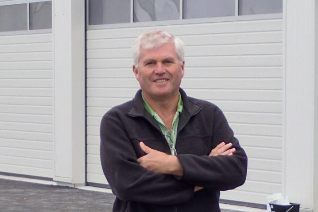 Christian Bouroullec, président de Pogo Structures