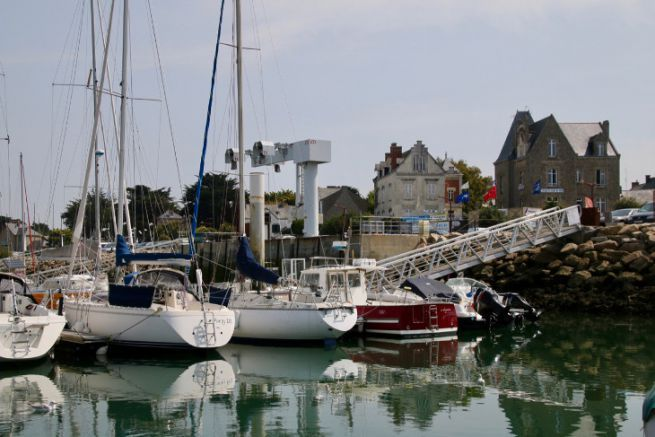 Port de plaisance de Piriac